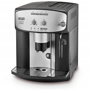 delonghi caffe corso esam2800sb coffee machine