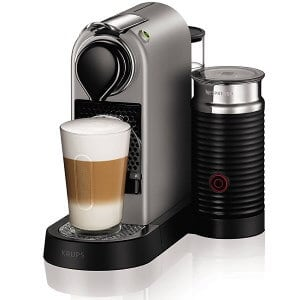 nespresso citiz and milk coffee maker