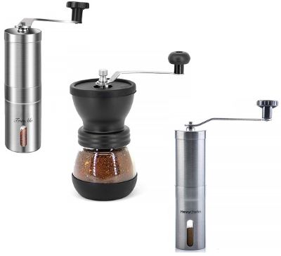 best manual coffee grinder uk