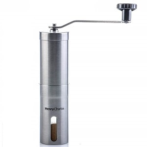 henry charles manual coffee grinder