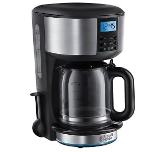 russell hobbs buckingham filter coffee maker