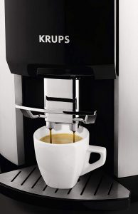 Krups EA9010 live coffee review