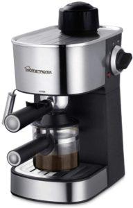 YesUKDirect HomeTronix 4 Bar Coffee Machine