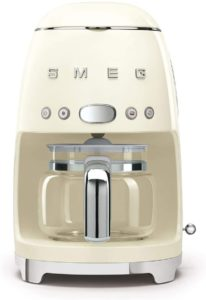 Smeg DCF02CRUK Drip Coffee Machine